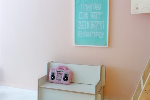 This is my mint poster | CITYMOM Designs