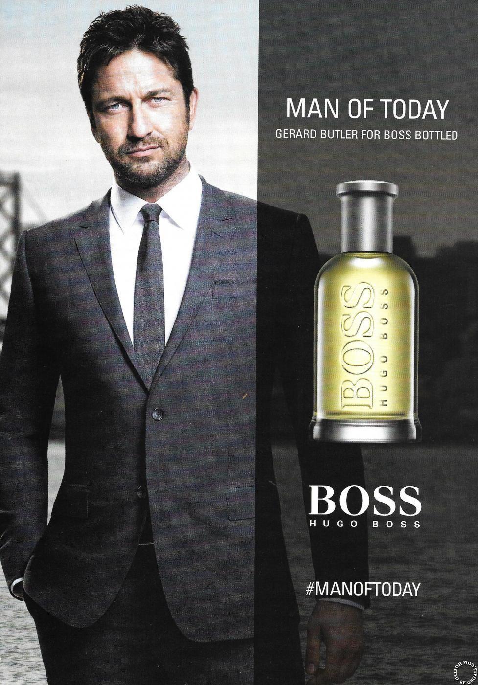 Harga Parfum Hugo Boss Hugo Boss Ad With Gerard Butler Hugo Boss
