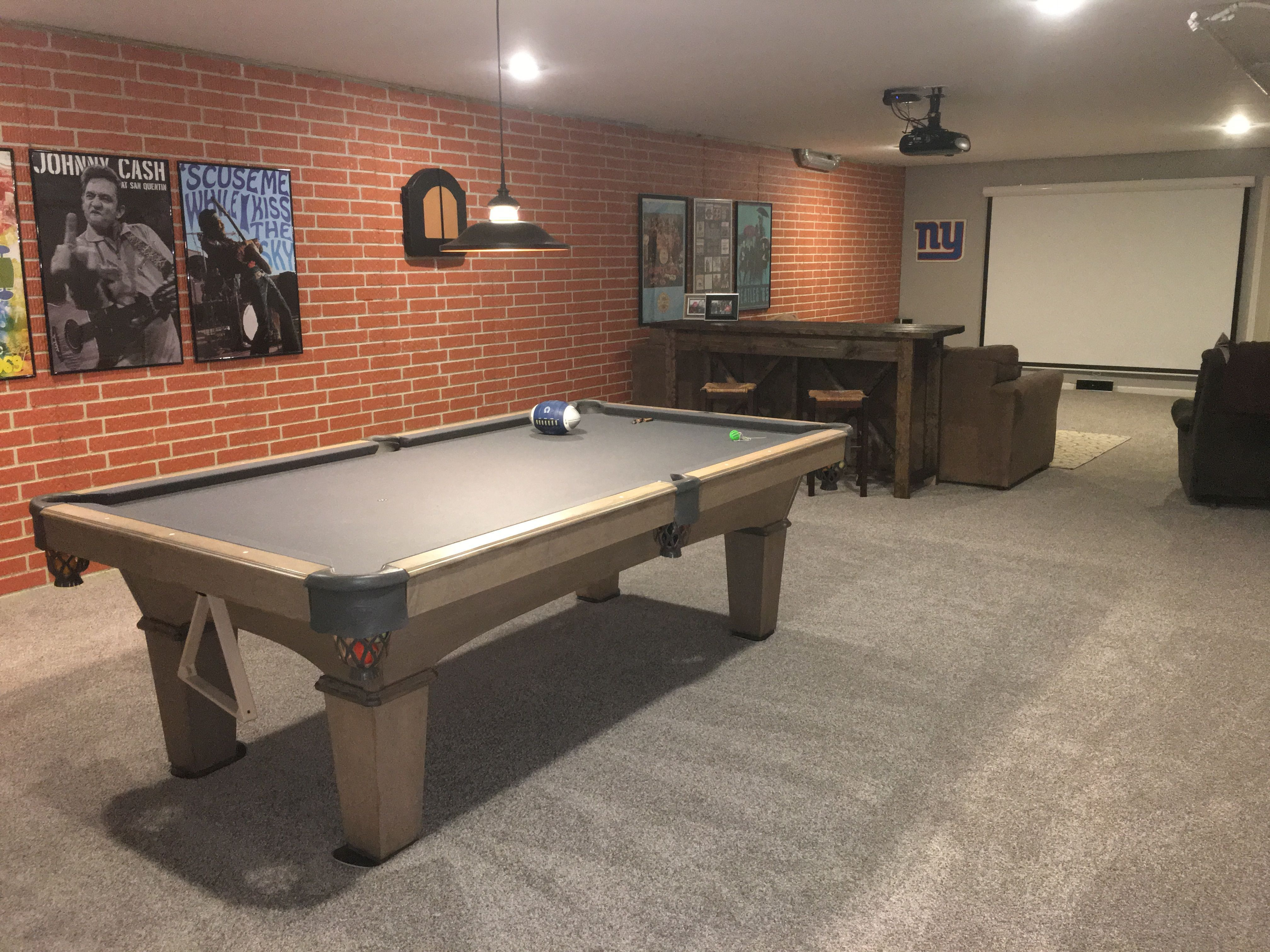 What Is A Man Cave Man Cave Home Bar Man Cave Basement Rustic