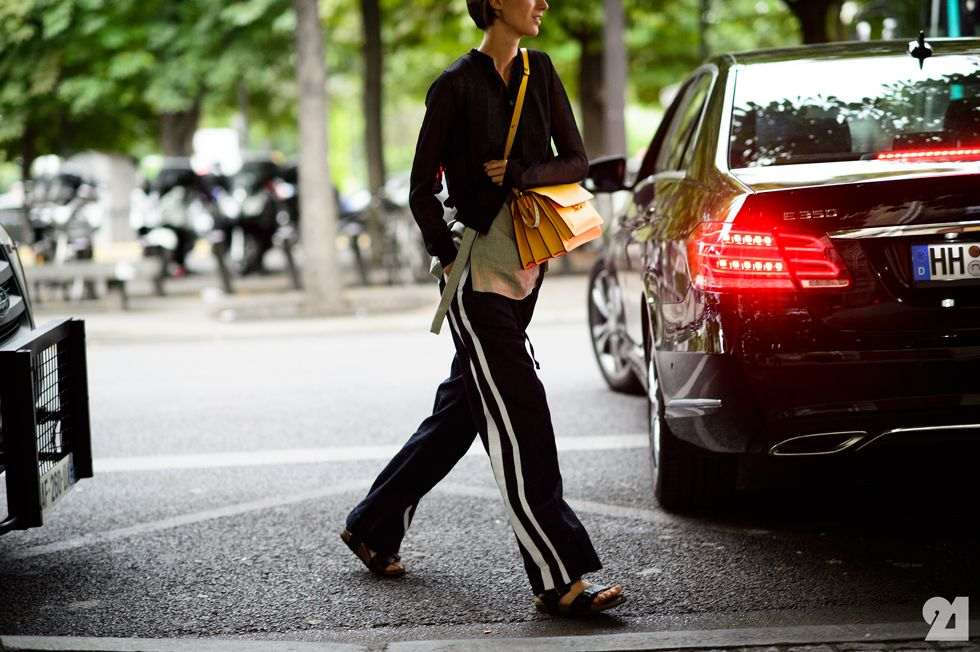Marte Mei Van Haaster | Paris |Street Style