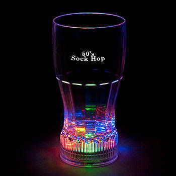 Flashing LED Cola Cup SHINDIGZ for $3.39 each