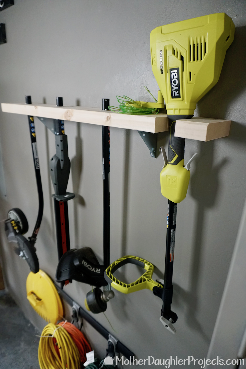 Learn How To The Ryobi Expand It Outdoor Tools And See Them In Use Storage Stringtrimmer Hedgetrimmer Edger