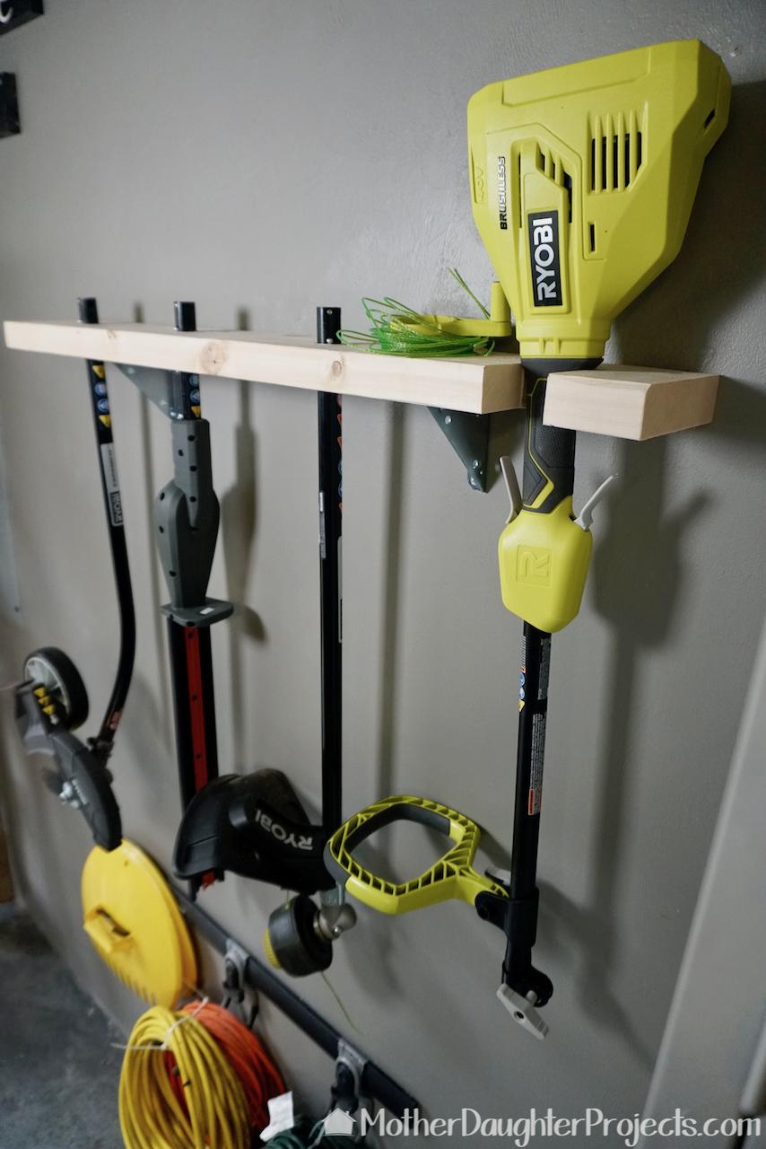 Yard Tool Garage Storage Outdoor Tool Storage Yard Tool Storage Ideas Tool Storage Diy