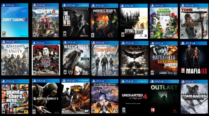 Best ps4 games games ps4 gaming videogames