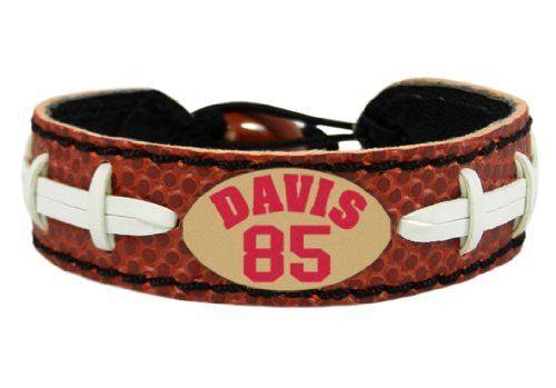 Washington Redskins Vernon Davis Classic Jersey Bracelet