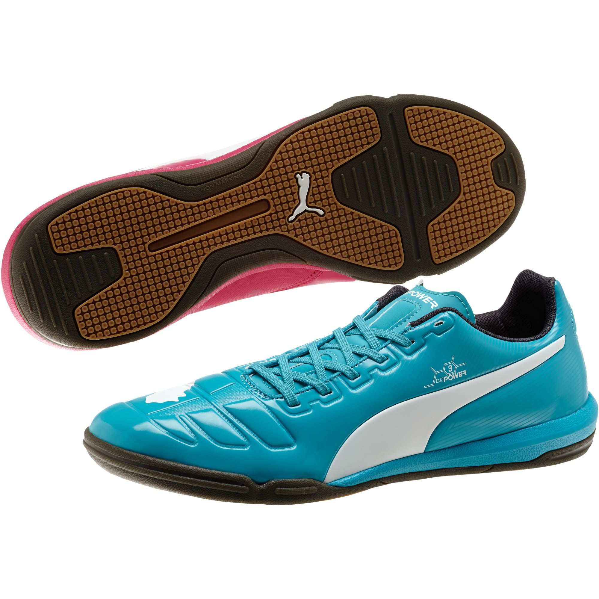 PUMA evoPOWER 3 Tricks IT Men's Indoor Soccer Shoes | - from the ...