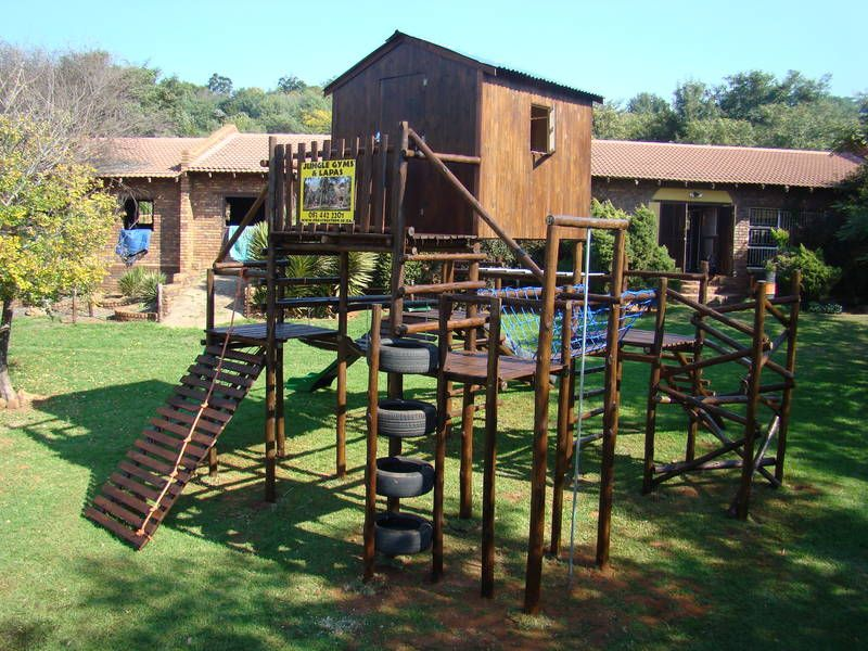 Wooden Jungle Gym | Quality Affordable Wooden Jungle Gyms   Building /  Trades   West Rand