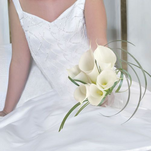wedding calla lily wedding collections from costco flower budget is 350
