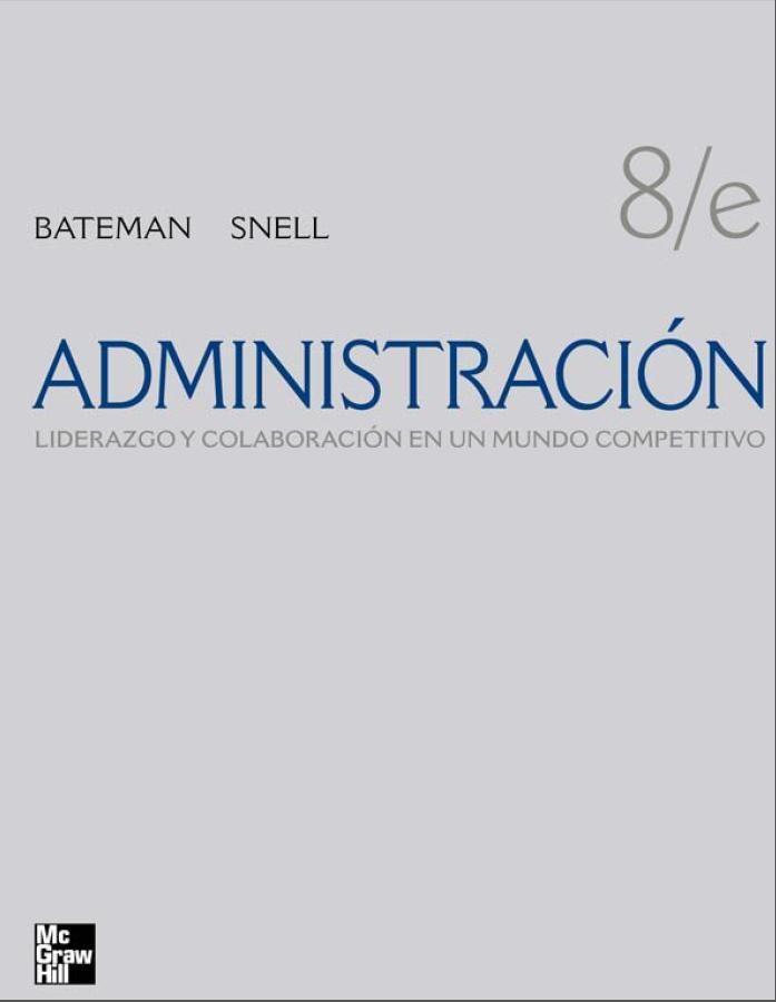 Descarga Libro Administración, liderazgo y colaboración  – Betman - Snell – PDF – Español  http://helpbookhn.blogspot.com/2014/07/administracion-liderazgo-y-colaboracion-betman-snell.html