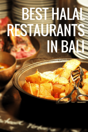 17 Halal Restaurants In Bali You Need To Check Out Halal Recipes Halal Food