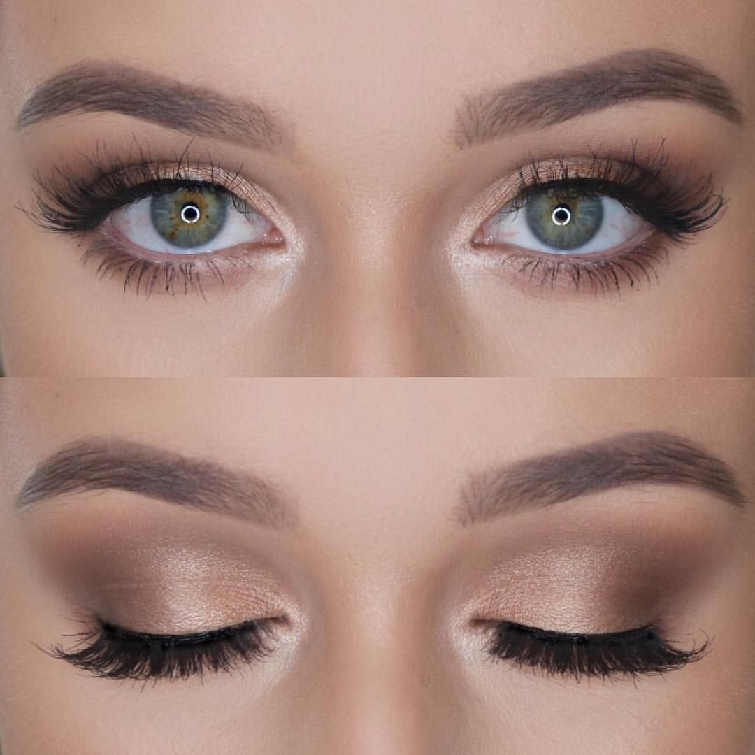 "💄 Charlotte Bird 💄 on Instagram: ""Simplicity ✨ ------------------------------ @anastasiabeverlyhills Brow Definer  @toofaced Natural Eyes Palette  @hudabeauty Samantha…"""