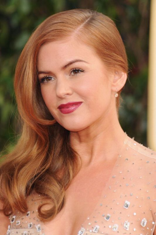 #isla #fisher - such beautiful and fresh #makeup