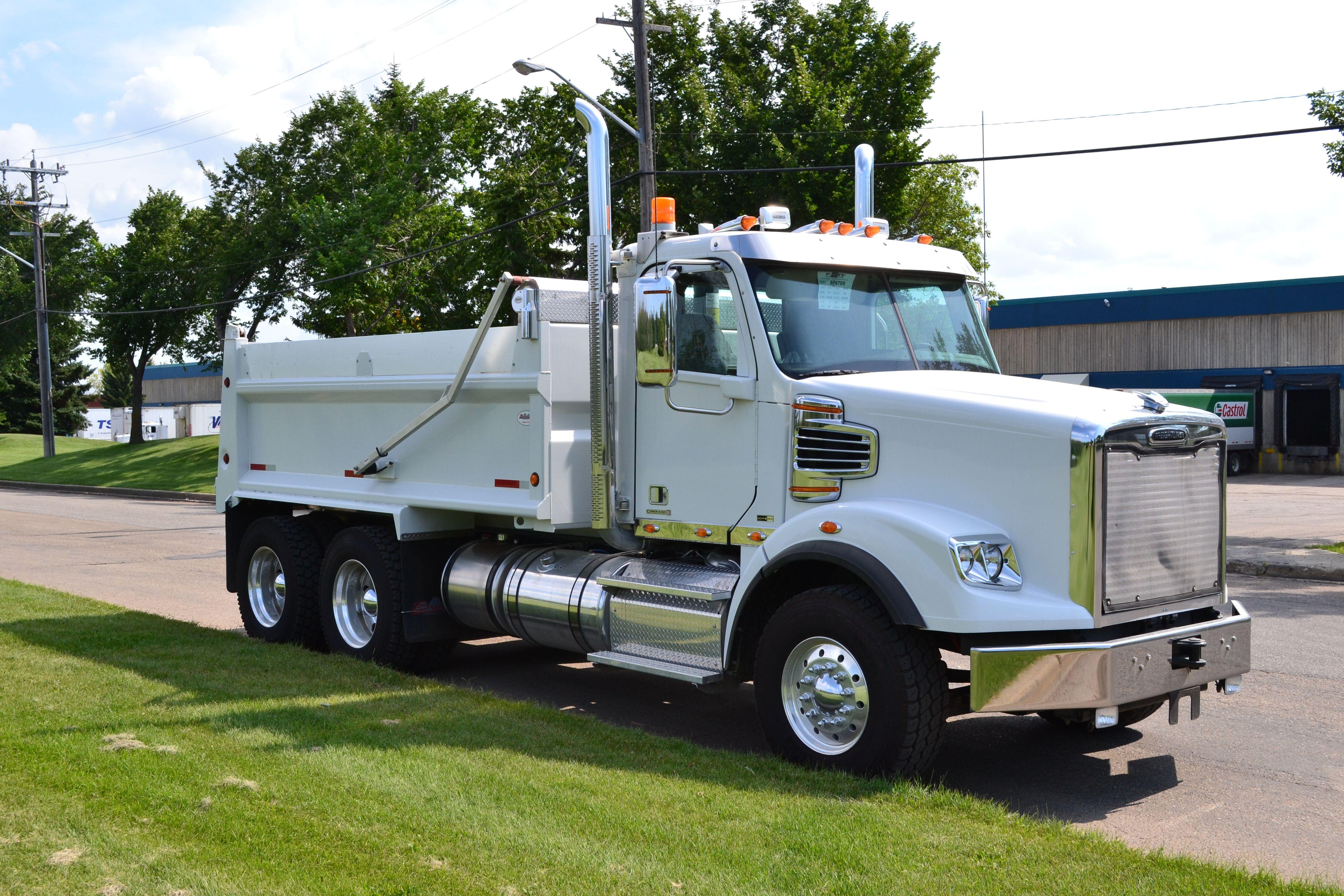 Dump trucks trucking