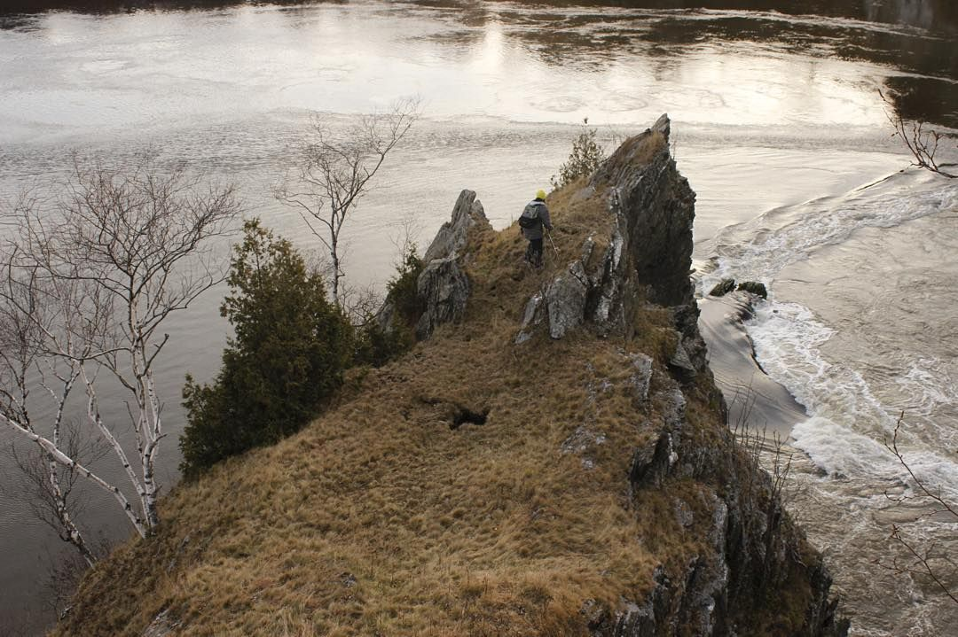 Reversing Falls. by theoriginalbclusk