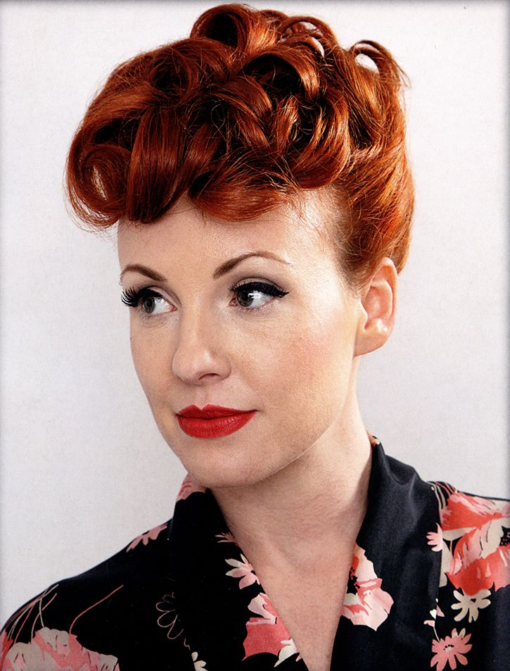 The 1950s Poodle Hairstyle Tutorial  HairstyleInsider