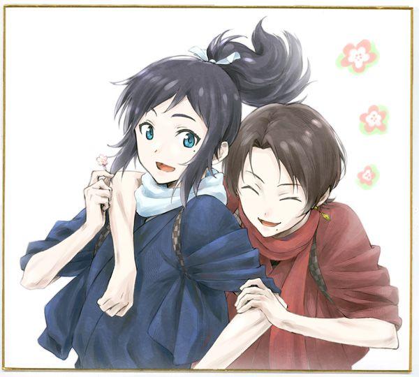 Second Season of TV Anime 'Touken Ranbu: Hanamaru' Announced | MANGA.TOKYO