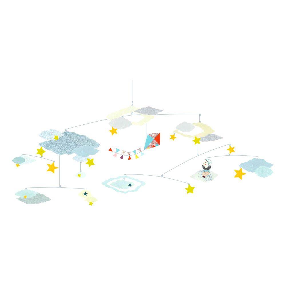 Djeco Kinder Mobile Wolken & Drachen   Kinderzimmer   Pinterest ...