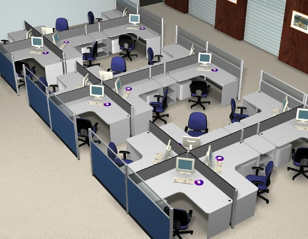 Wooden Workstations Google Search Office Design