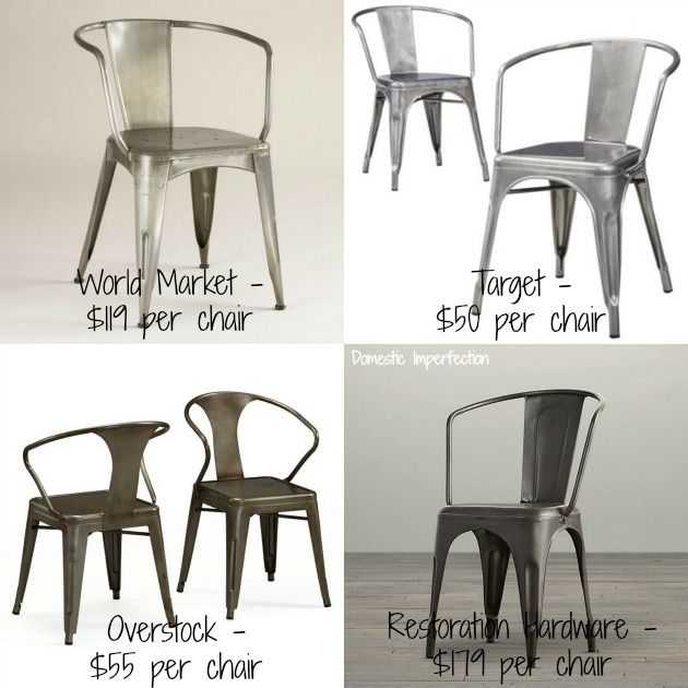 Attractive Metal Tub Chairs