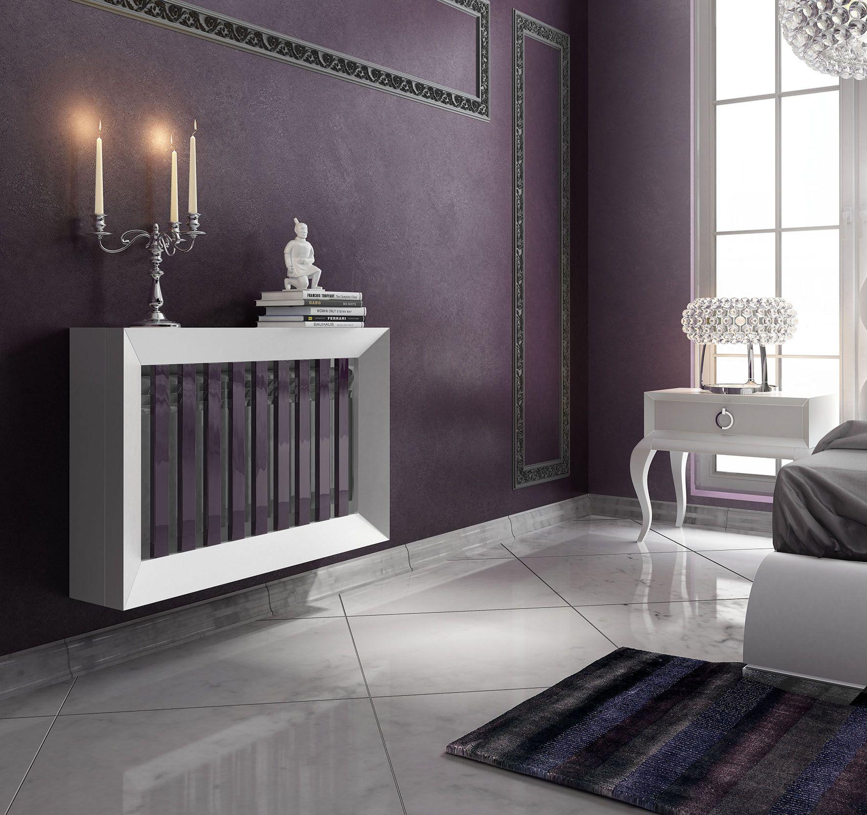 Cubreradiadores Diseño Moderno | Diseño moderno, Muebles de salón y ...