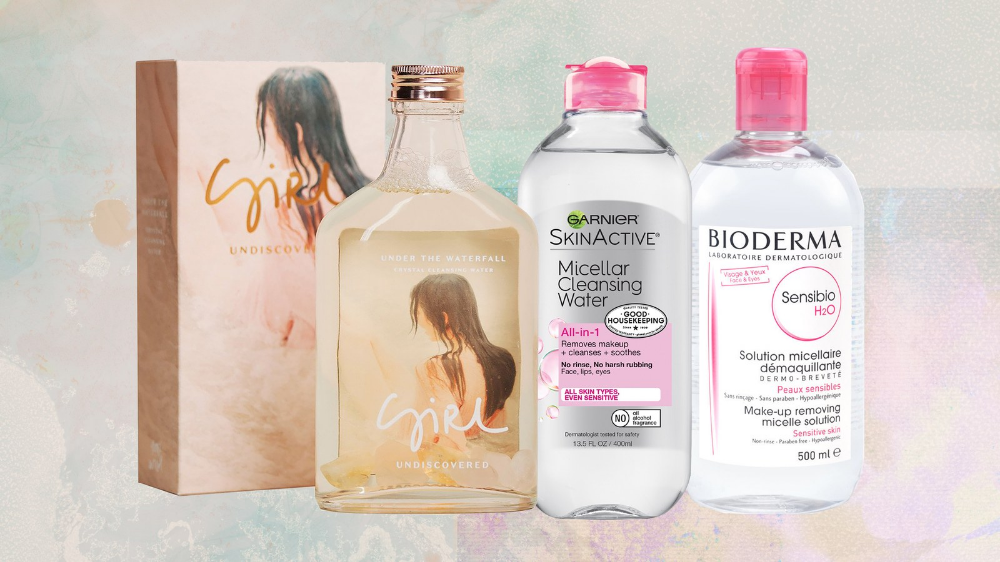 Here's How Micellar Water Actually Works Micellar water