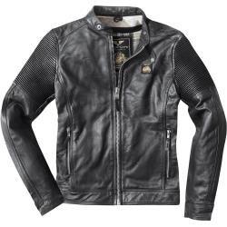 Reduzierte Biker-Lederjacken für Damen #leatherjacketoutfit