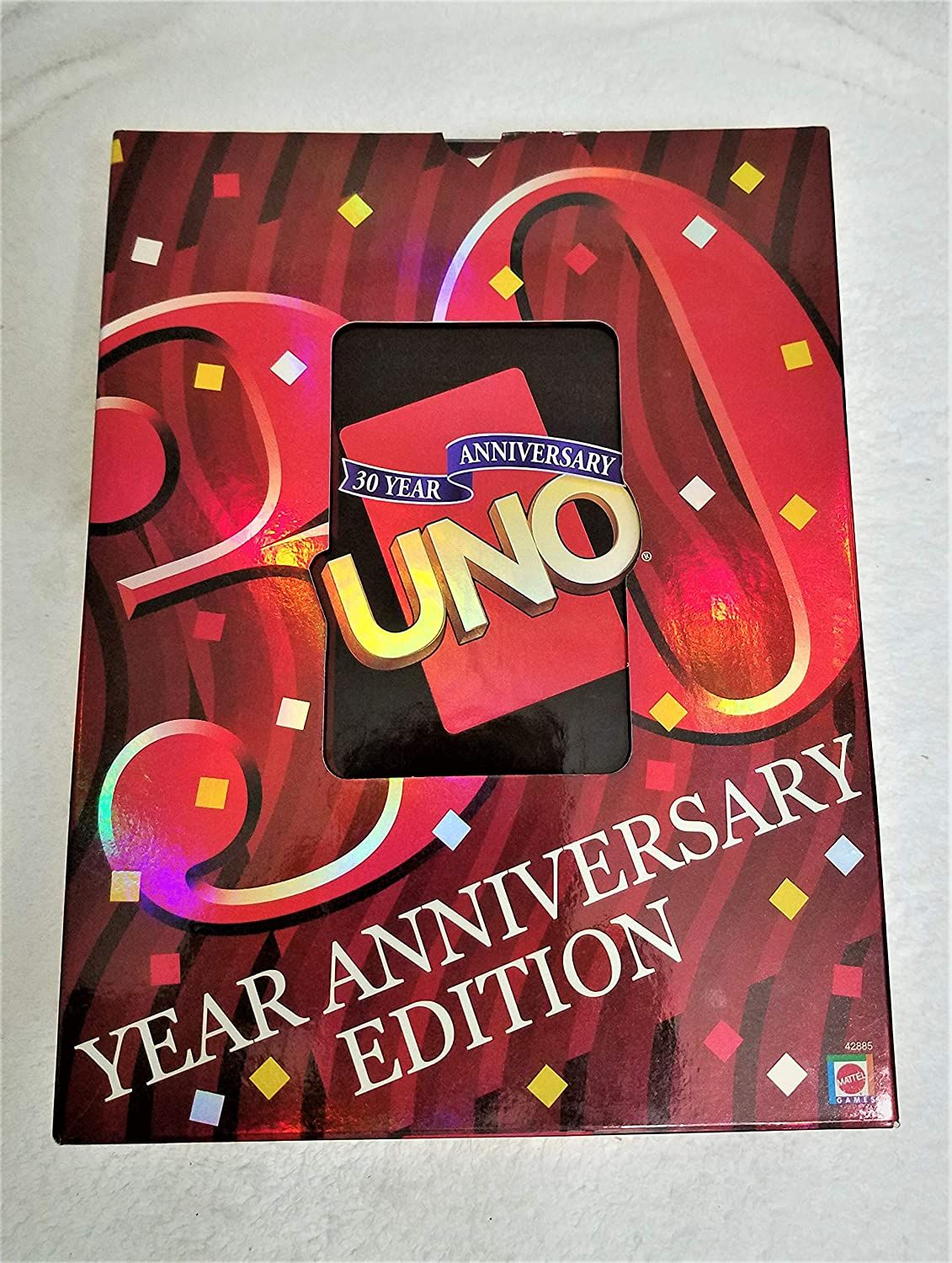 Uno Anniversary Card Rules  Anniversary cards, Cards, Anniversary
