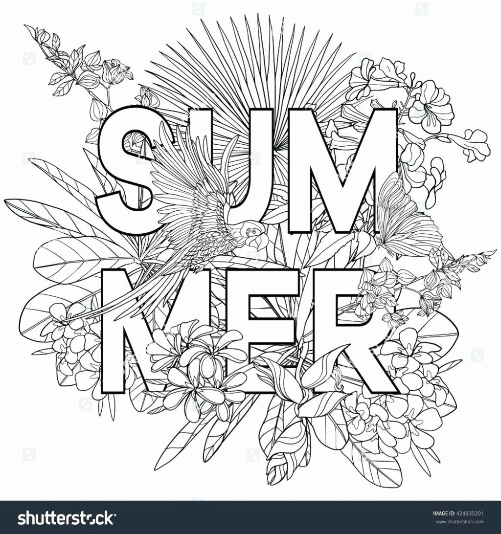 Summer Camp Coloring Pages Lovely Coloring Page Fantastic Summer Coloring Pages For Adults Owl Coloring Pages Coloring Pages Coloring Books