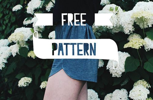Me & Sew: TULIP SHORTS - FREE PATTERN | To Sew | Pinterest ...