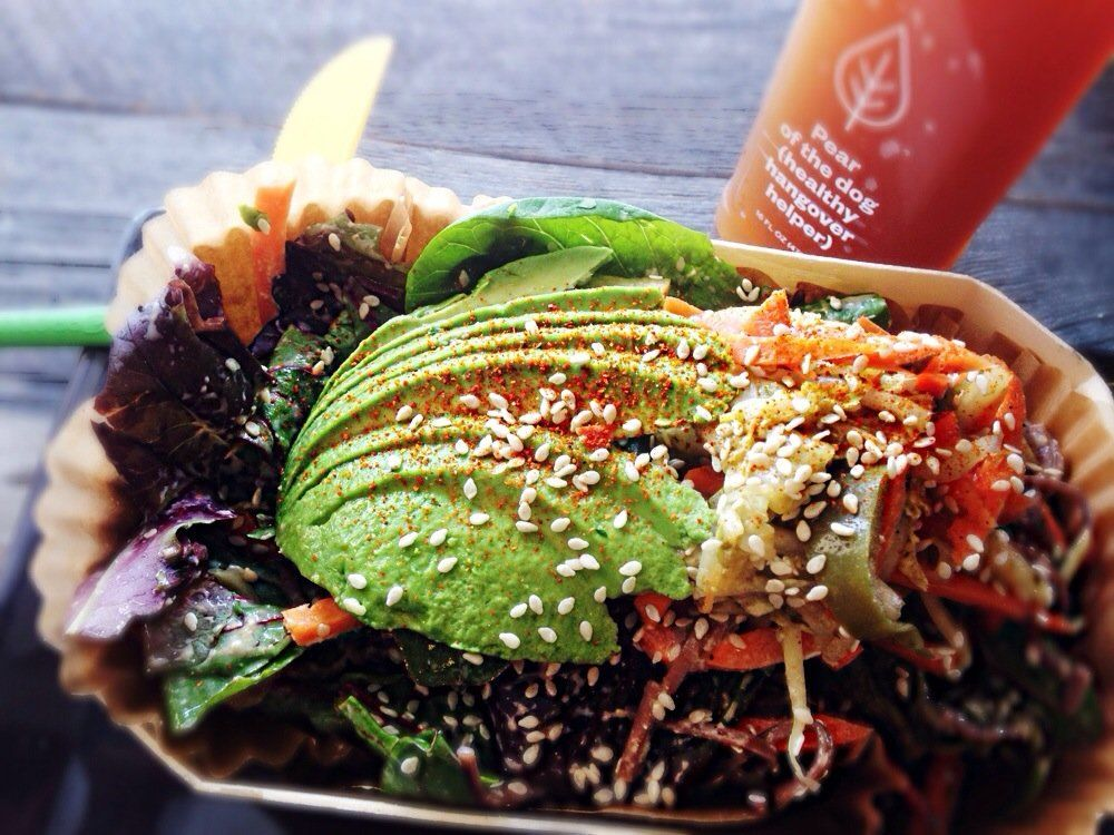 4 Miami Health Spots Near Campus Miami Food Food Blogger Cooking Blog
