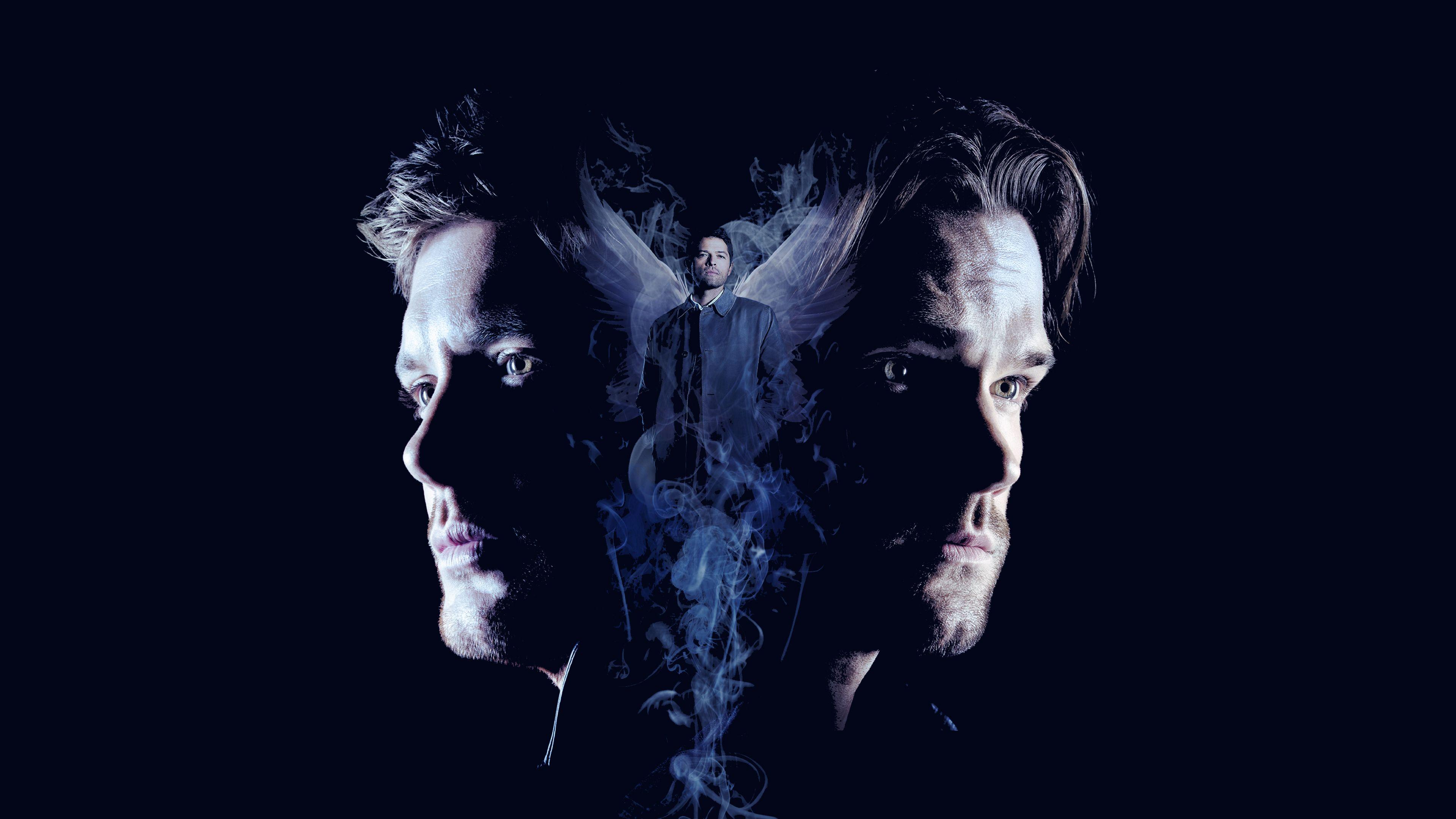 Wallpaper 4k Supernatural Season 15 Supernatural 2020 Wallpapers
