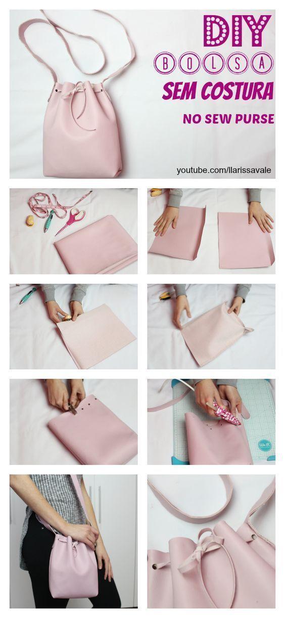 Diy Bag and Purse diy gift bag