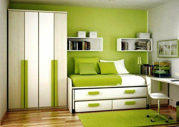 farbideen wohnzimmer grün arbeitszimmer Wohnzimmer Ideen - wohnzimmer in grun und braun