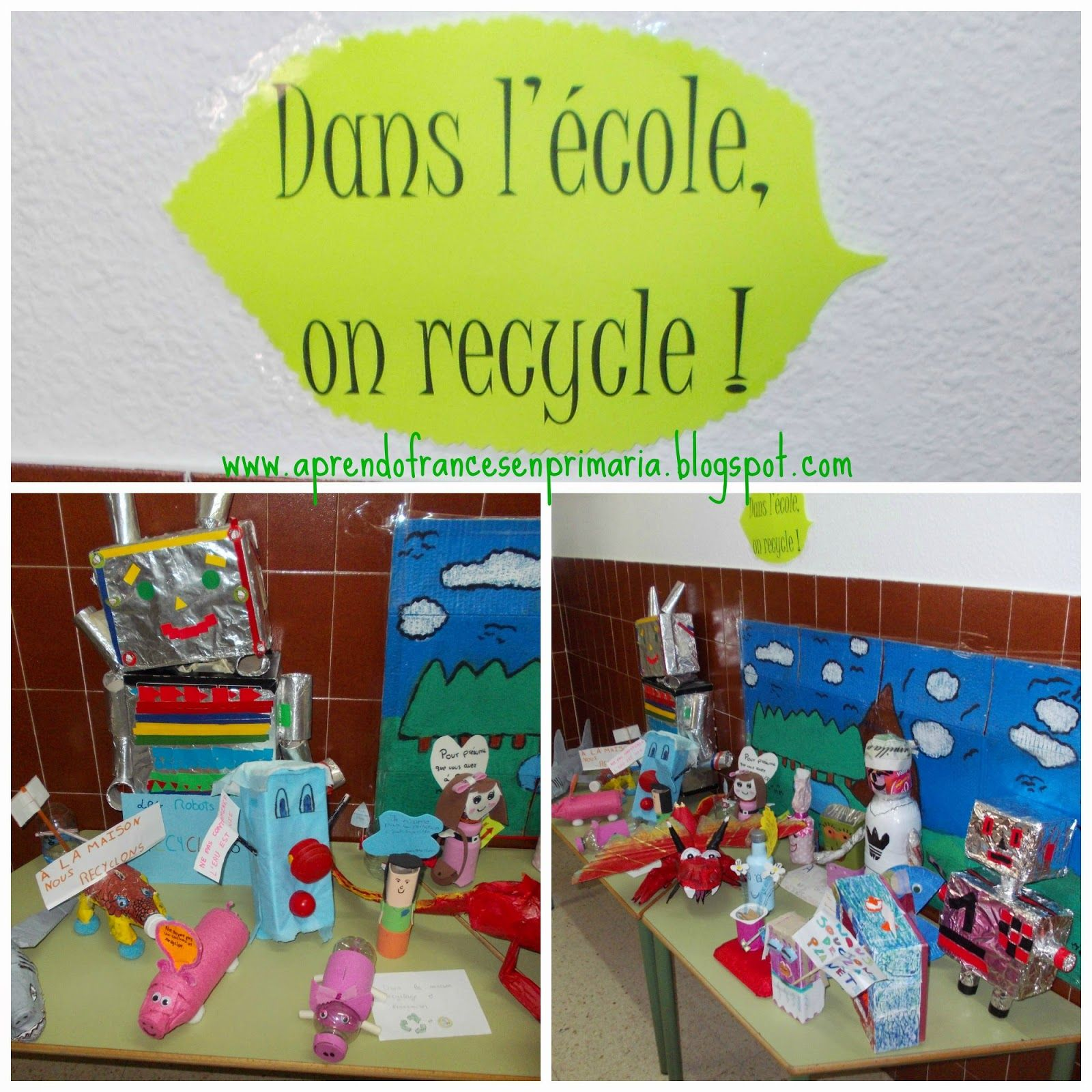 On recycle !