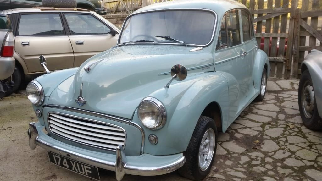 1959 MORRIS MINOR 1000 for sale | Classic Cars For Sale, UK | Cars ...