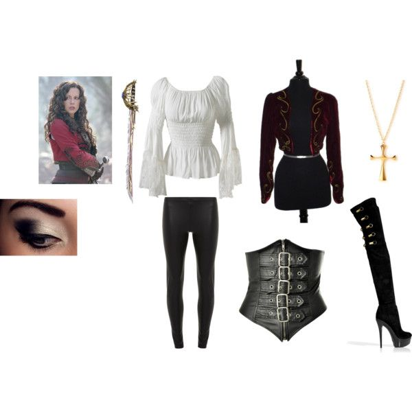 Princess Anna Valerious Costume from  Van Helsing   sc 1 st  Pinterest & Princess Anna Valerious Costume from