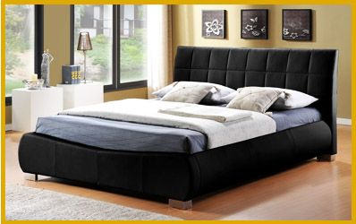 Unique Qualities Of Leather King Size Beds Interiors Furniture
