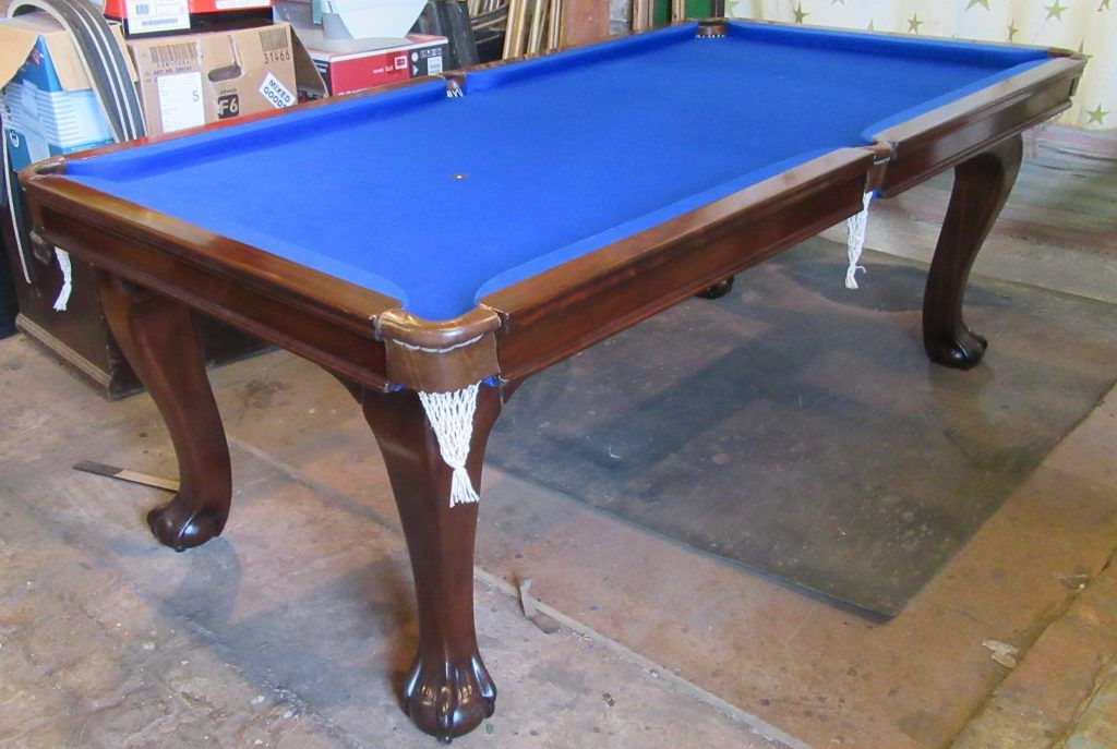 Riley Antique Snooker Diner Pool Table