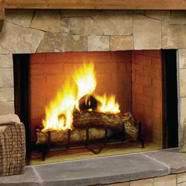 Majestic 50 Biltmore Wood Burning Fireplace In 2020 Wood
