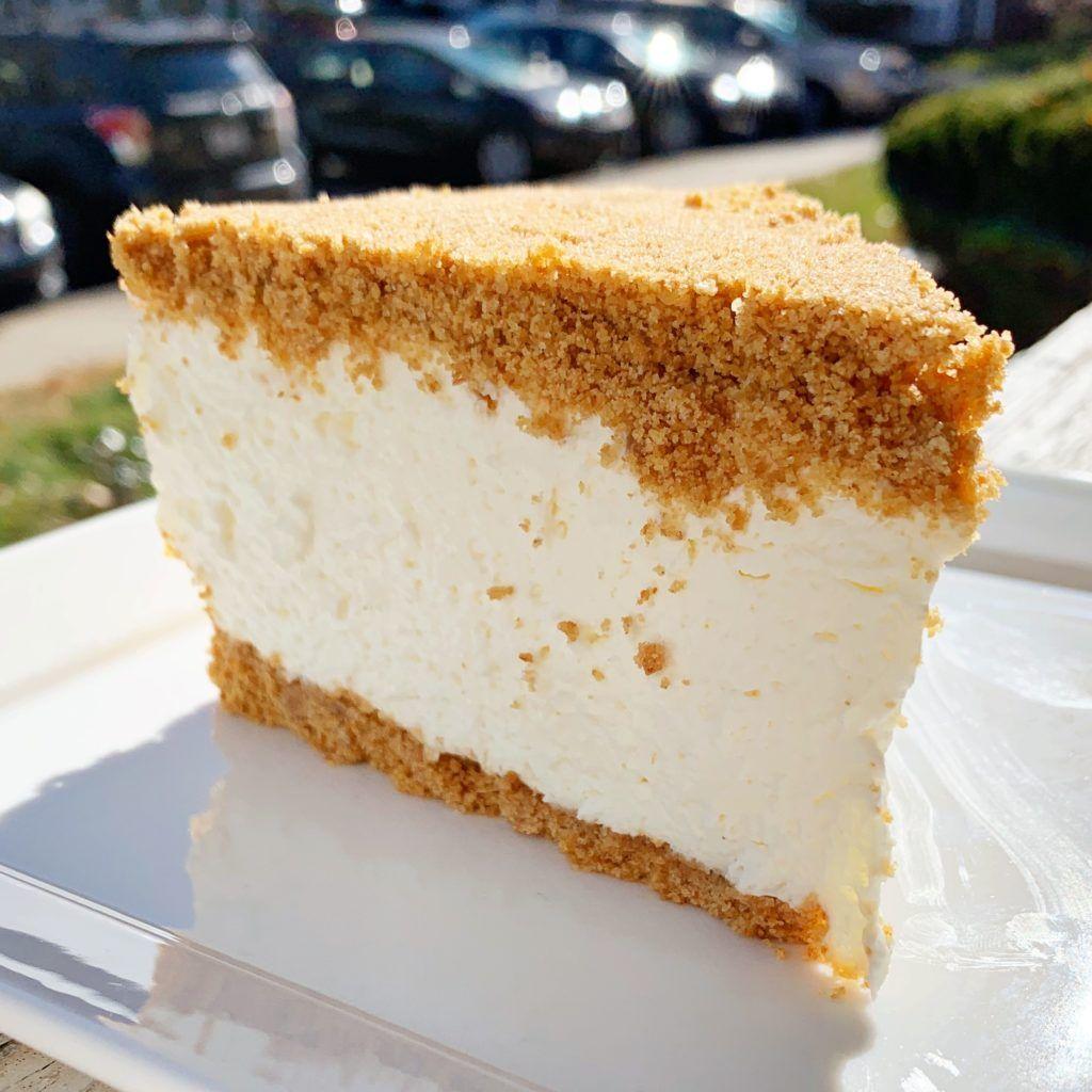 Double Crust No Bake Cheesecake   Recipe   Baking, Desserts ...