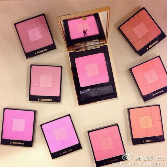 Reduced Ysl Blush Volupte 😘 Choose From These Intense