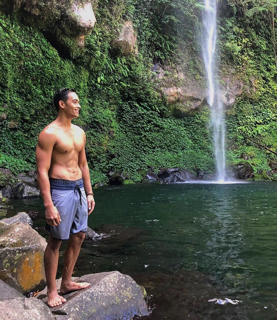 Don T Go Chasing Waterfalls Feelcamiguin Waterfall Instagram Don T Go