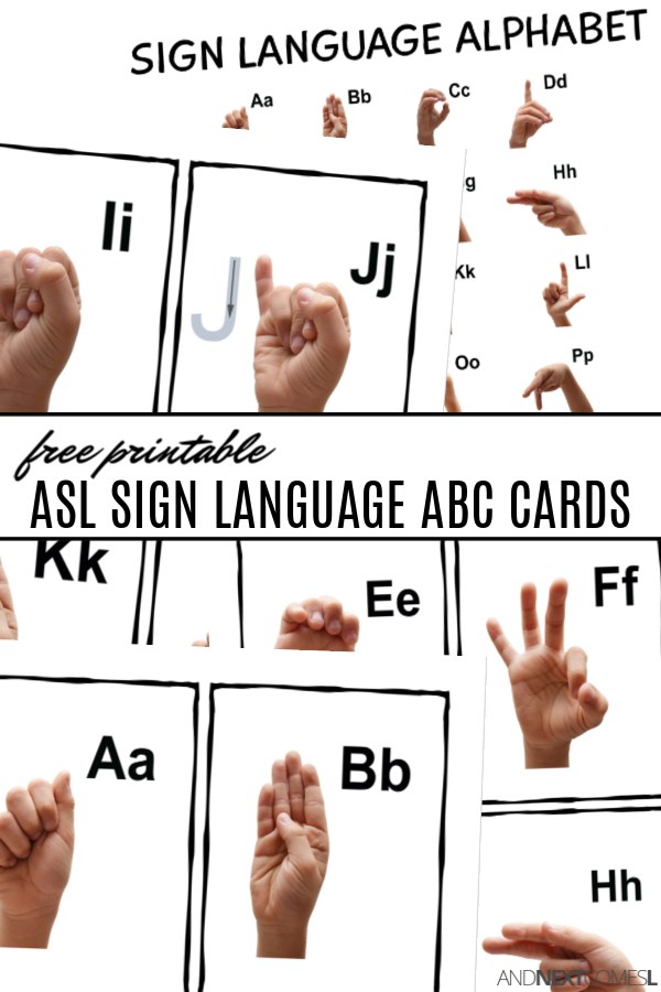 Chair In Asl