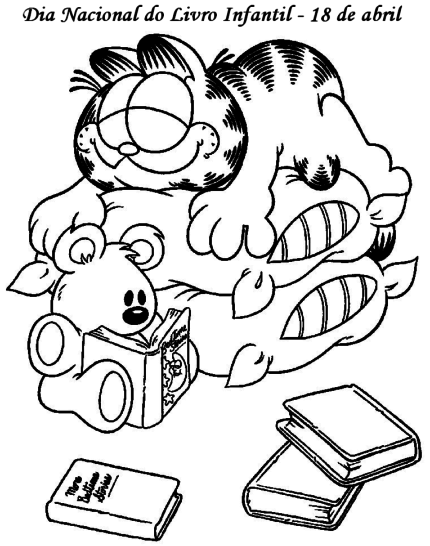 atividades livro infantil desenhos alfabetização colorir pintar