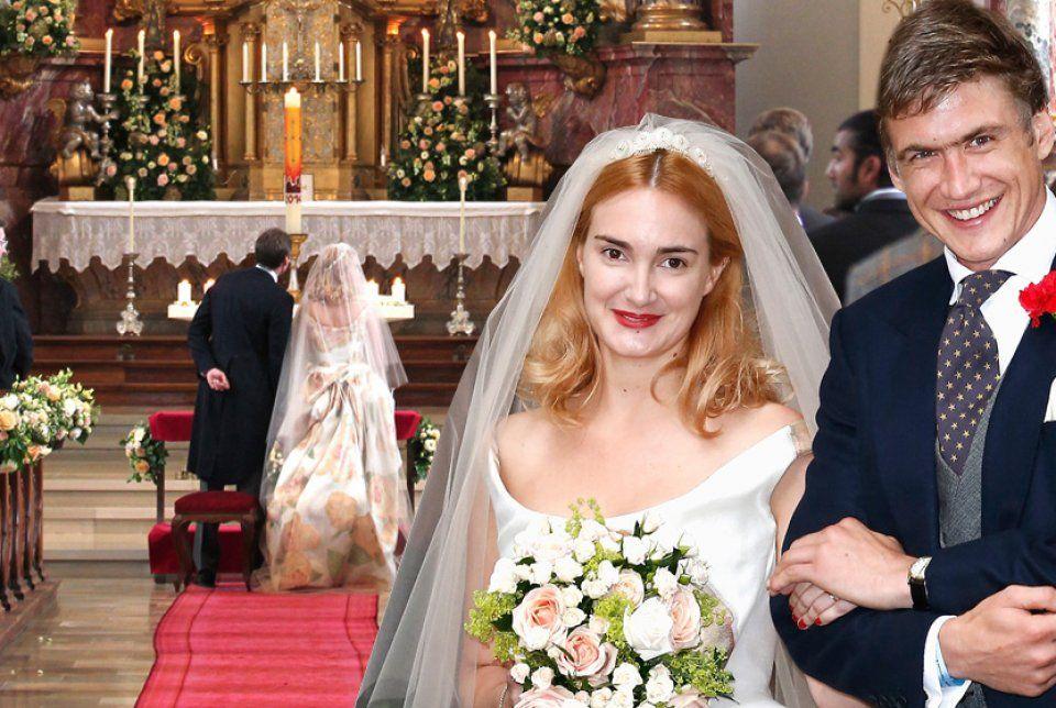 Maria Theresia Von Thurn Und Taxis Die Schonste Braut Des Jahres Braut Royale Hochzeiten Thurn Und Taxis