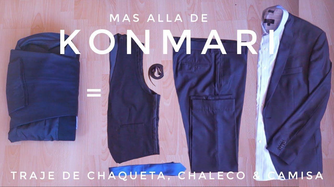 Cómo doblar Trajes de Chaqueta + Camisa + chaleco | más allá del Mét...