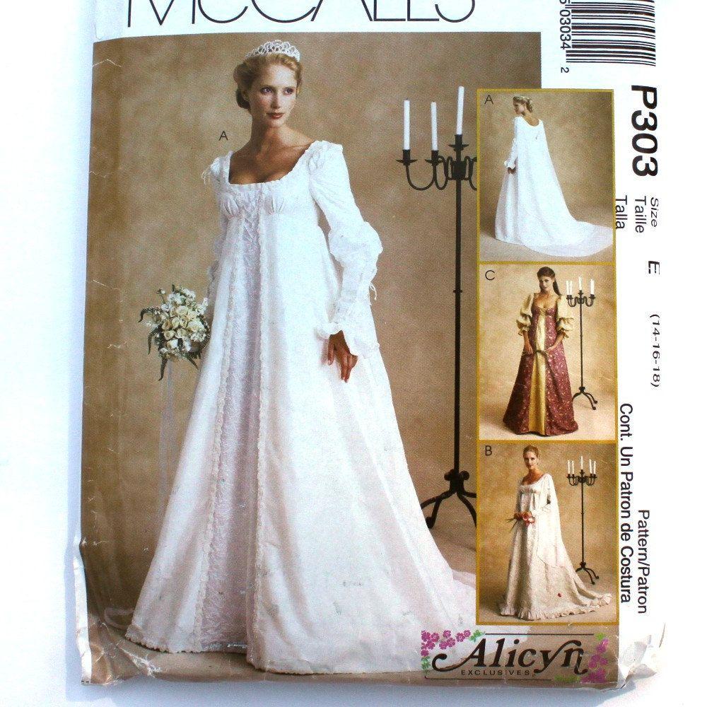 42 Best Renaissance Wedding Dress Images On Pinterest: Renaissance Bridal Gown Sewing