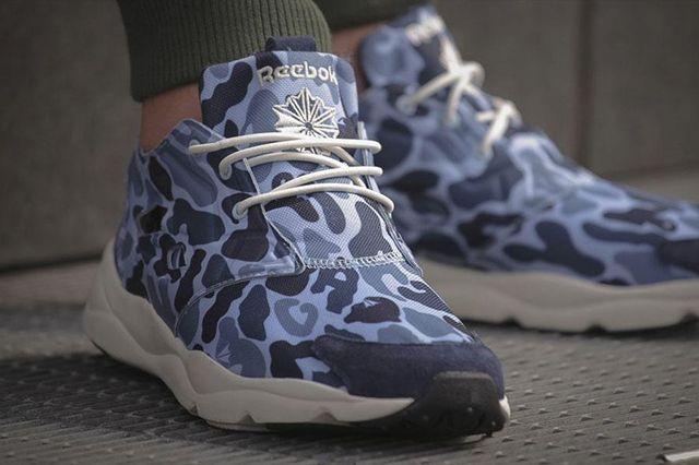 REEBOK FURYLITE CAMO PACK - Sneaker Freaker