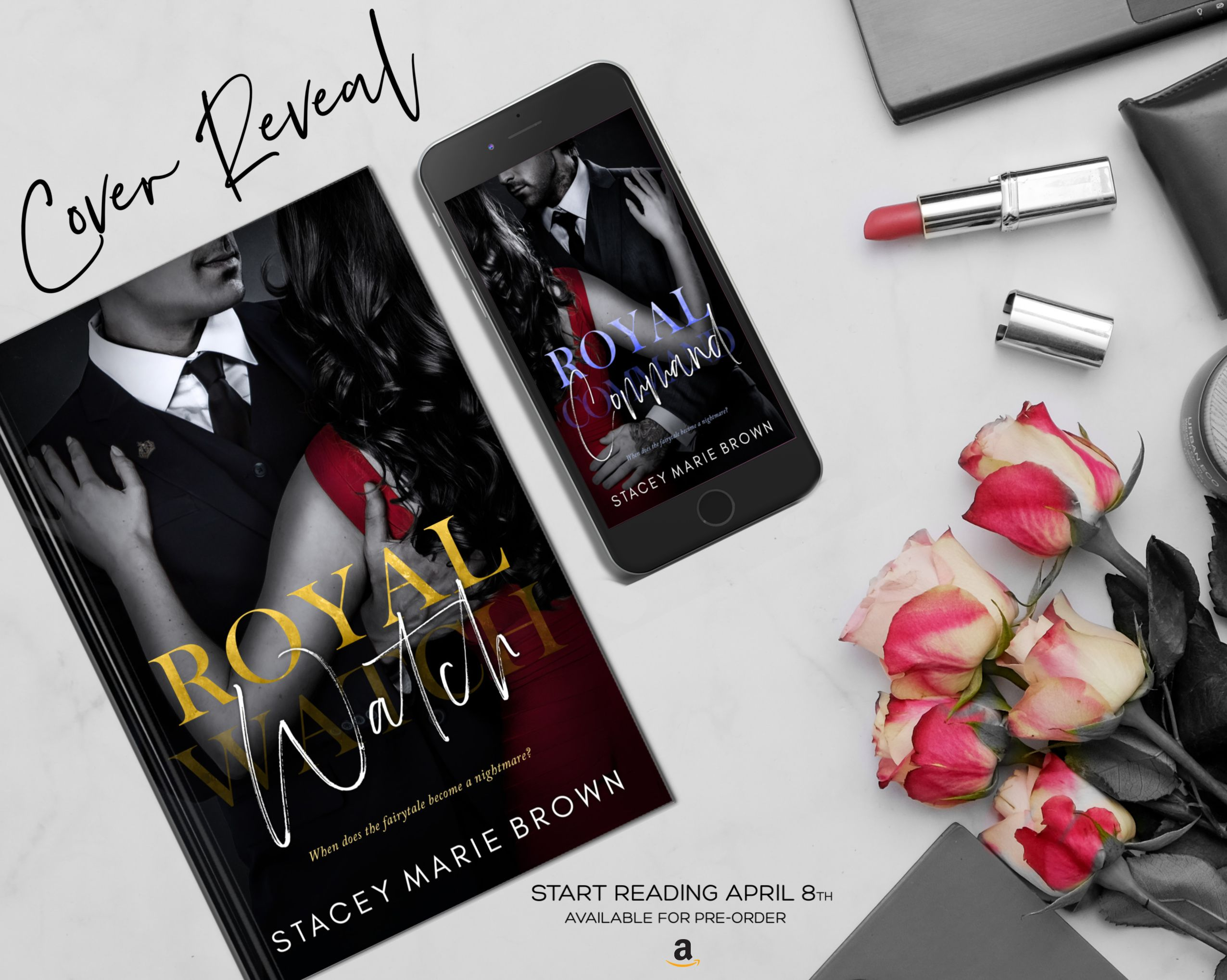 I love romance cover reveal royal watch royal command