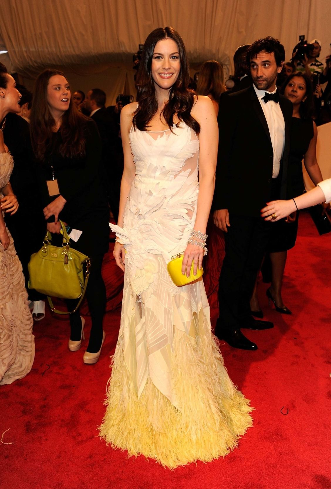 Givenchy's Gals: Liv Tyler